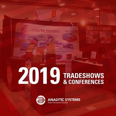2019 Trade Shows & Conferences